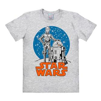 T-Shirt: Star Wars Droids