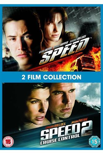 Speed / Speed 2 - Cruise Control DVD