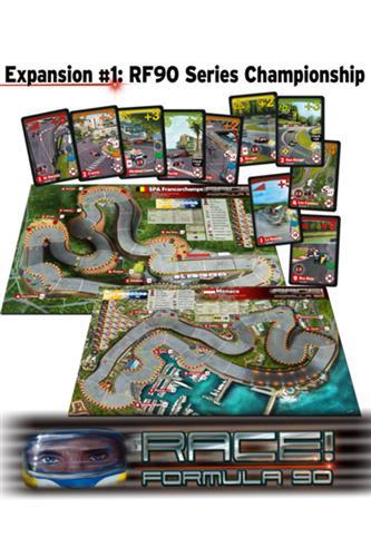 Race! Formula 90 #1 RF90 Series Champion