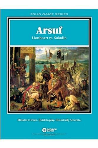 Arsuf - Lionheart vs. Saladin