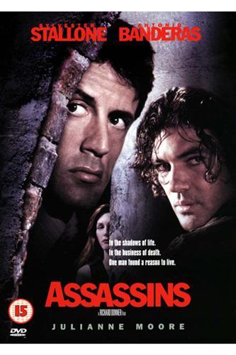 Assassins - DVD (1995)