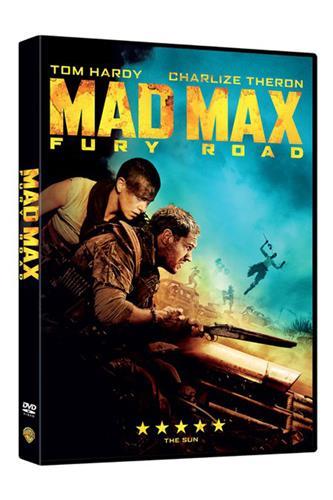 Mad Max Fury Road - DVD