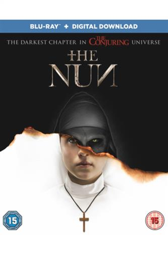 The Nun Blu-Ray 2018