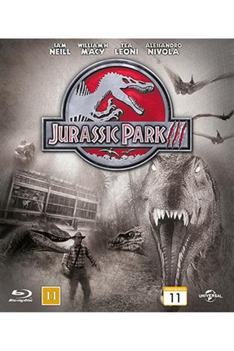 Jurassic Park III - Blu-ray