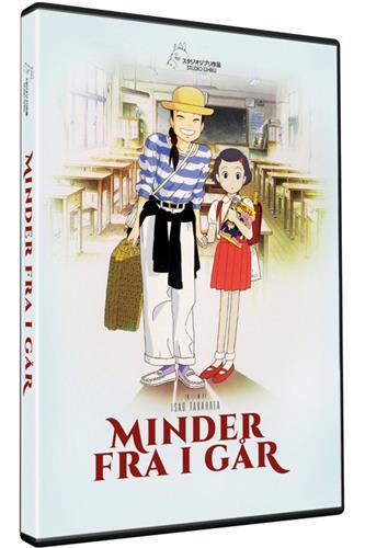 Minder fra i går (DVD) japansk tale