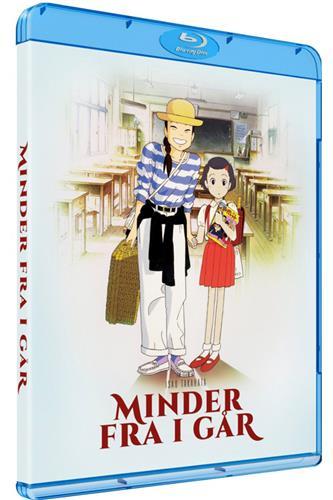 Minder fra i går (Blu-Ray) japansk tale