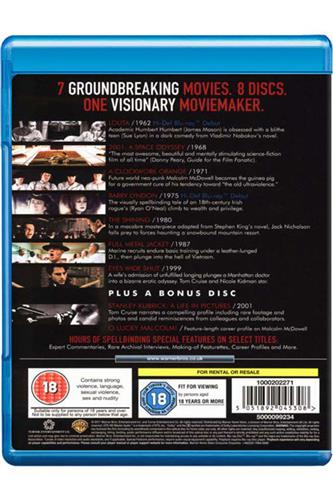 Stanley Kubrick: Visionary Filmmaker Collection (8-disc) (Blu-ray)