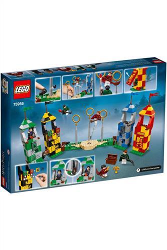 LEGO Harry Potter - Quidditch kamp (75956)
