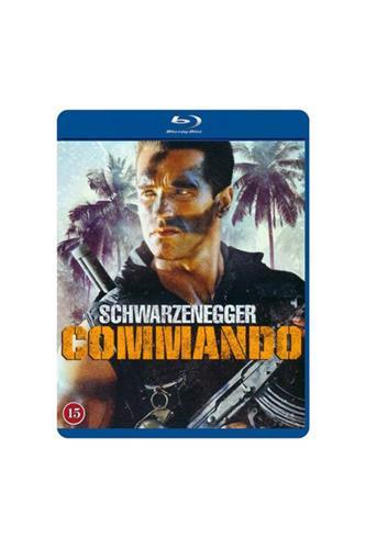 Commando Dir.Cut - Blu Ray
