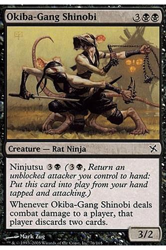 Okiba-Gang Shinobi