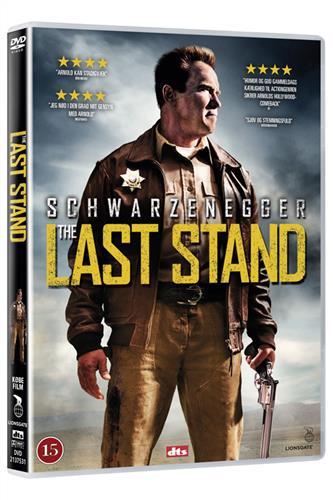 The Last Stand - Arnold Schwarzenegger - DVD