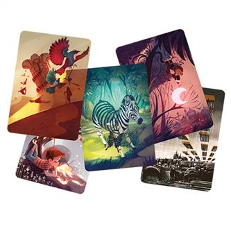Dixit 9 Tales From Around The World Dixit Ekstra Kort 10