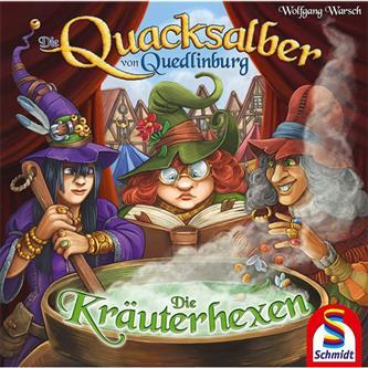 Quacks of Quedlinburg - Die Kräuterhexen   The Herb Witches