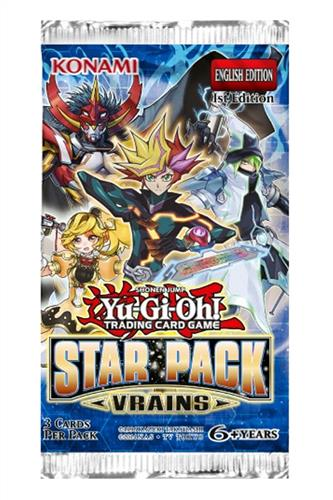 Star Pack: Vrains