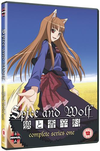 Spice & Wolf - Season 1 (Ep. 1-13) DVD