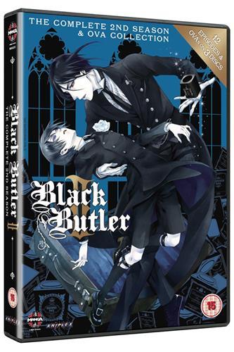 Black Butler - Season 2 (Ep. 1-12 & OVA)