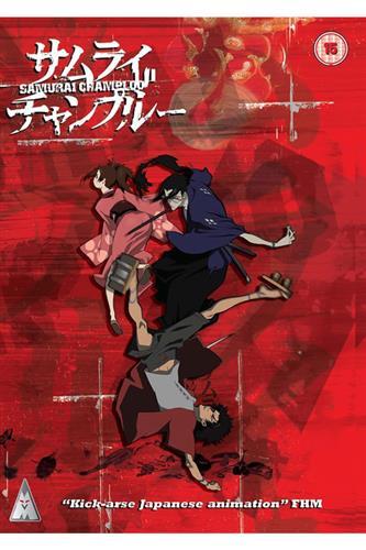 Samurai Champloo - Complete (Ep. 1-26) DVD