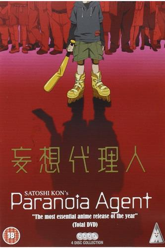 Paranoia Agent - Complete (Ep. 1-13) DVD