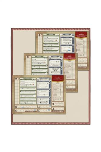 Character Board Expansions