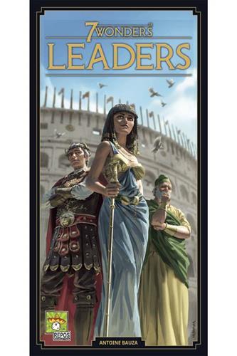 7 Wonders - 2nd edition: Leaders