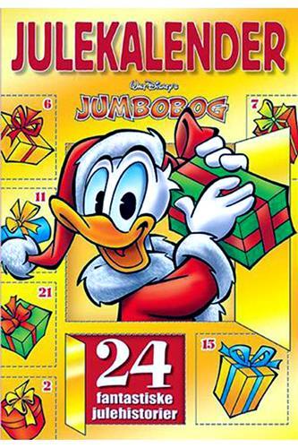 Jumbobog - Julekalender
