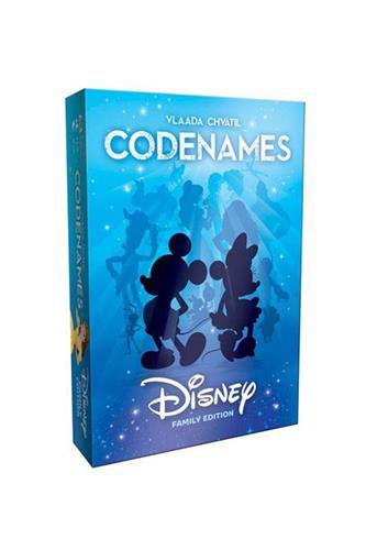 Codenames Disney Familly