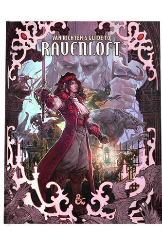 Van Richten's Guide to Ravenloft - Alternate Art