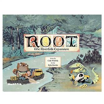 Root - Riverfolk Expansion