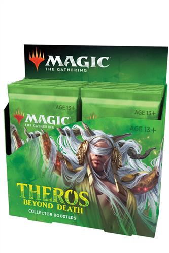 Theros Beyond Death Collector Booster Display (12)