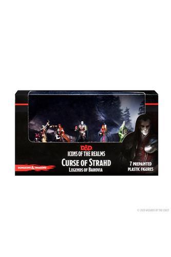Icons of the Realms: Premium Box Set 1 - Curse of Strahd - Legends of Barovia