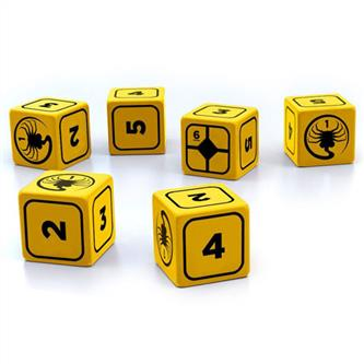 ALIEN - The Roleplaying Game: Stress Dice