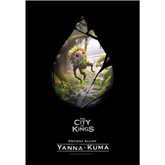 Ancient Allies Character Pack #1 - Yanna & Kuma