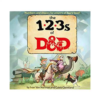 The 123s of DnD
