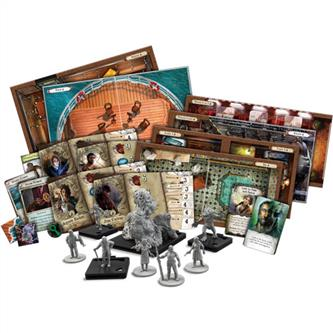 Mansions of Madness 2nd ed: Horrific Journeys