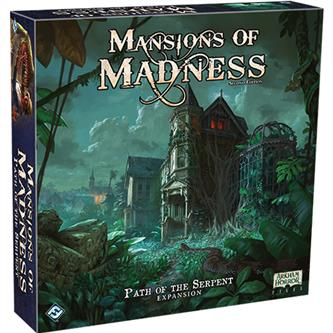 Mansions of Madness 2nd ed: Path of the Serpent