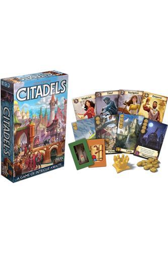 Citadels - Revised Edition
