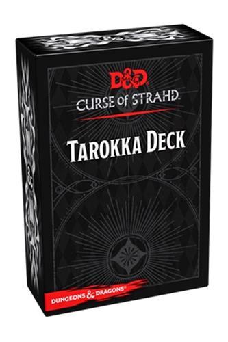 Tarokka Deck - Curse of Strahd