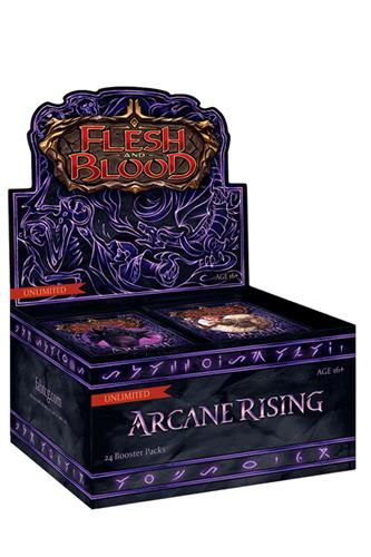 Arcane Rising Booster Display (24) - Unlimited