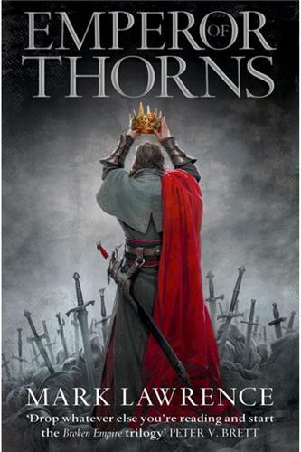 Broken Empire 3: Emperor of Thorns