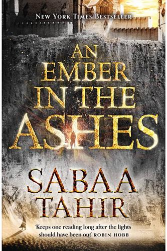 Ember Quartet 1: An Ember in the Ashes