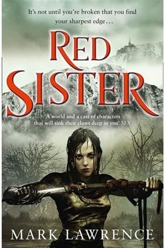 Book of the Ancestor 1: Red Sister (Paperback)