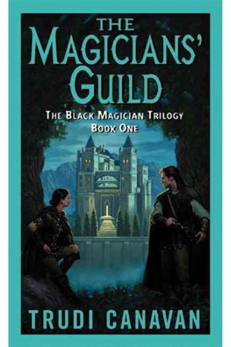 Black Magician 1: The Magicians' Guild