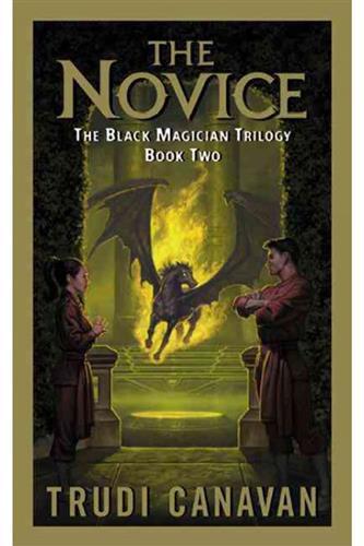 Black Magician 2: The Novice