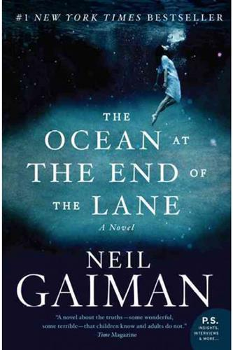Ocean at the End of the Lane (Paperback)