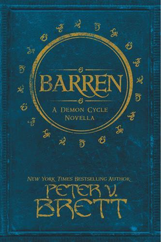 Demon Cycle: Barren (Paperback)