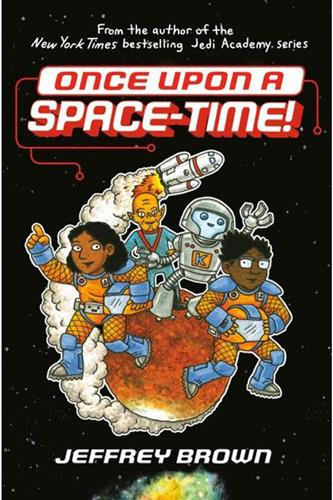 Once Upon a Space-Time! HC