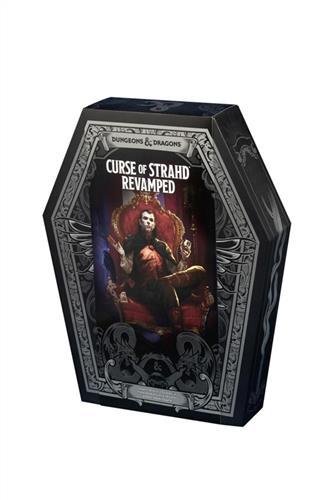Curse of Strahd Revamped