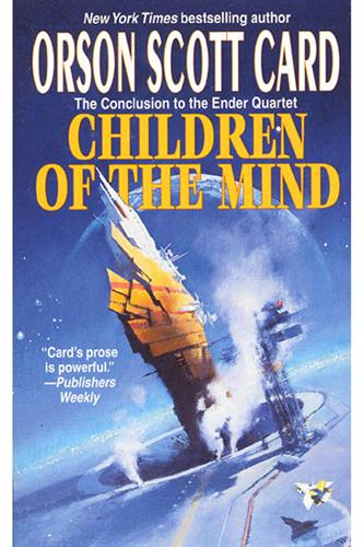 Ender Saga vol. 4: Children of the Mind