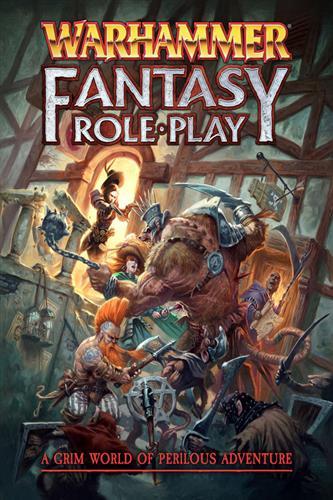 Warhammer Fantasy RPG Core Rulebook - Warhammer 4th edition
