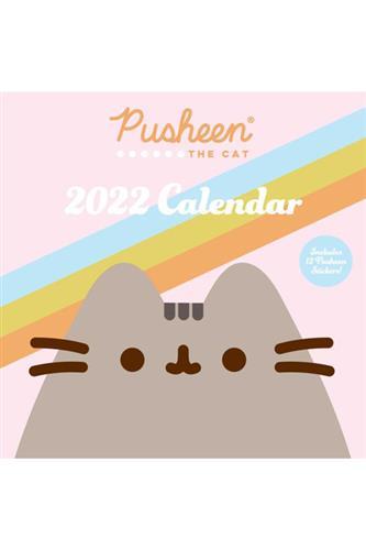 Pusheen 2021-2022 Vægkalender
